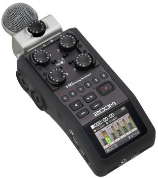 Диктофон цифровой Zoom H6 Basic Package