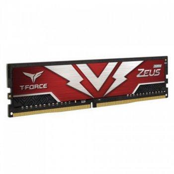 DDR4 16GB 3200MHz Team T-Force Zeus Red (TTZD416G3200HC2001)