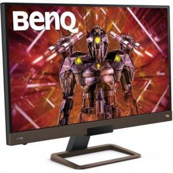 Монитор для компьютера BENQ EX2780Q Brown-Black