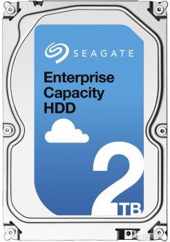 "Жесткий диск Seagate Enterprise Capacity 2TB 7200rpm 128MB ST2000NX0253 2.5"" 512e SATA III"
