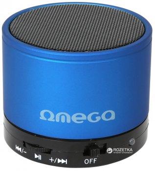 Акустична система Omega Bluetooth OG47BL Blue