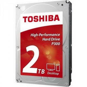 HDD SATA 2.0 TB Toshiba P300 7200rpm 64MB (HDWD120UZSVA)