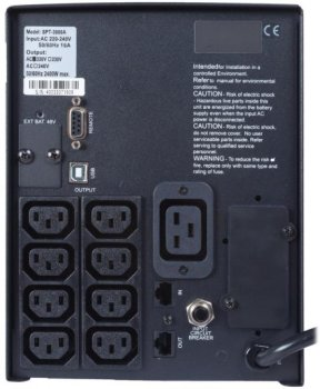 Powercom SPT-3000-II LCD