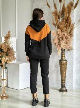 Спортивний костюм Jaklin 8085 Чорний