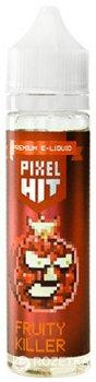 Рідина для електронних сигарет Molecule Labs Pixel HIT: Fruity Killer 60 мл (Гранат + полуниця)
