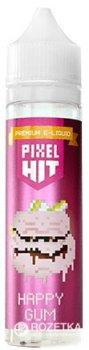 Рідина для електронних сигарет Molecule Labs Pixel HIT: Happy Gum 60 мл (М'ятний коктейль з абрикоса та дині)