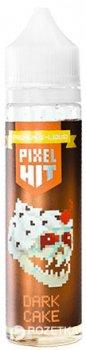 Рідина для електронних сигарет Molecule Labs Pixel HIT: Dark Cake 60 мл (Чизкейк + чорнослив)