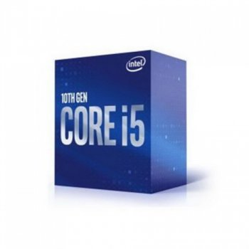 Intel Core i5 10400F 2.9GHz (12MB, Comet Lake, 65W, S1200) Box (BX8070110400F)