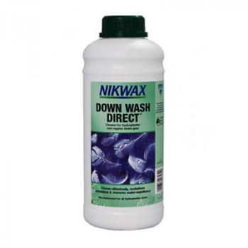 Средство для машинной и ручной стирки пуха Nikwax Down wash Direct 1 л