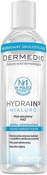 Міцелярна вода Dermedic Hydrain3 Hialuro 200 мл (5906739783106)