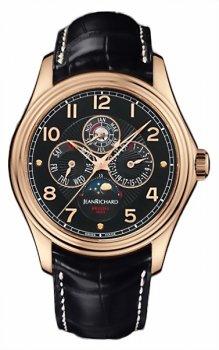 Мужские часы JeanRichard 80112-49-61A-AA6D
