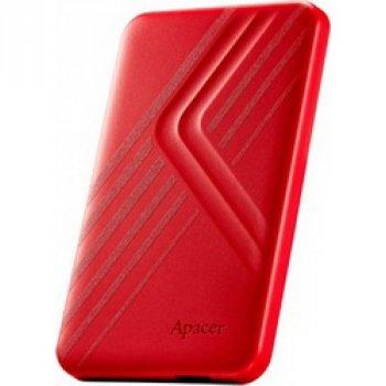 "HDD ext 2.5"" USB 2.0 TB Apacer AC236 Red (AP2TBAC236R-1)"