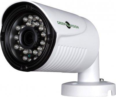 AHD наружная видеокамера Green Vision GV-064-GHD-G-COS20-20 1080P (LP4998)