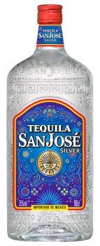 Текила San Jose Silver 1 л 35% (3107872600400)