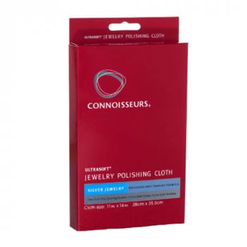 Серветка для полірування виробів з срібла 000013606