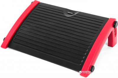 Підставка для ніг AKRacing Червона (Footrest red)