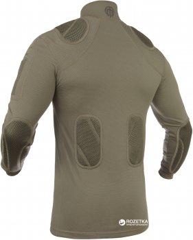 Футболка тренировочная полевая с длинными рукавами P1G-Tac Frogman Range Shirt Polartec Delta UA281-29981-D-OD L Olive Drab (2000980417483)