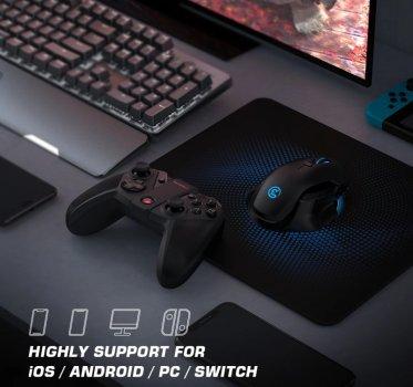 Геймпад джойстик для смартфона GameSir G4 PRO багатоплатформний ігровий контролер