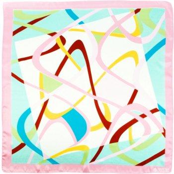 Платок Trаum 2496-41 Белый с розовым (4820002496412)