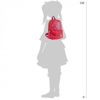 Рюкзак підлітковий Yes Weekend ST-15 Dog 35x27x13 см 13 л Червоний (553517)