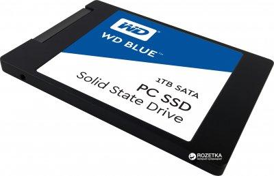 """Western Digital Blue SSD 1TB 2.5"""" SATAIII 3D NAND TLC (WDS100T2B0A)"""