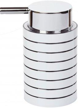 Дозатор для рідкого мила VANSTORE LINE A6044SLW білий