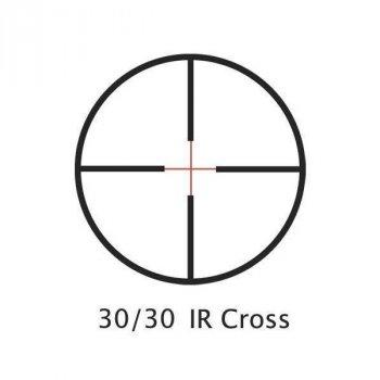 Приціл оптичний Barska Huntmaster Pro 3-9x40 (30/30 IR Cross)