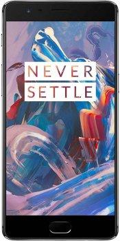 Смартфон OnePlus 3 6/64GB Graphite