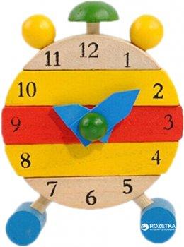Деревянные часы Руді Пазл (Р34у-1)