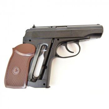 Пневматичний пістолет Borner PM-X пластиковий корпус