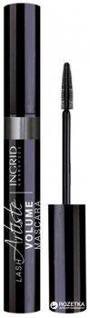 Туш для вій Ingrid Cosmetics Lash Artiste Volume 12 мл Чорна (5901468921966)