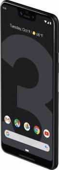 Смартфон Google Pixel 3 XL 4/64GB (Just Black)