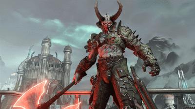 Игра Doom: Eternal для PS4 русская версия (6422778) [52704]