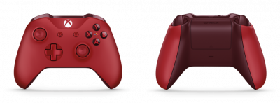 Геймпад Microsoft Xbox One S Wireless Controller (Red)