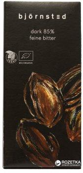Шоколад органічний Björnsted Чорний 85% 100 г (4044889000498)