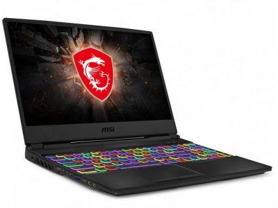 Ноутбук MSI GL65 9 SDK Leopard (GL659SDK-026US) Black