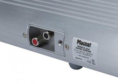Центральний канал Magnat Needle Super Alu Center Silver