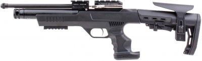 Пістолет пневматичний Kral NP-01 PCP 4.5 мм (36810101)