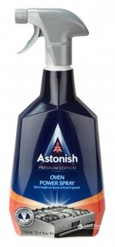 Мощный очиститель духовок, плит, грилей и СВЧ-печей Astonish 750 мл (5060060211179)