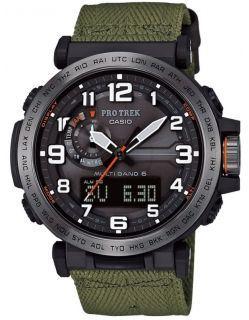 Чоловічі наручні годинники Casio PRW-6600YB-3ER