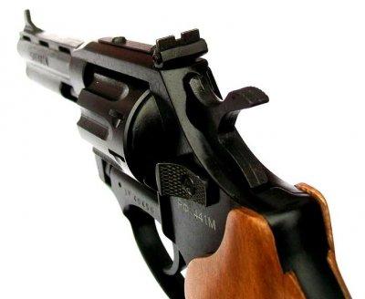 """Револьвер під патрон Флобера """"ЛАТЕК"""" Safari 441м бук"""