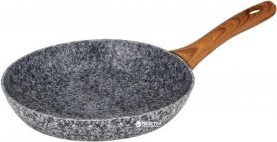 Сковорода Maxmark Granite с крышкой 26 см (MK-FP4526G)