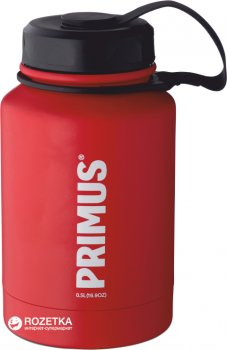 Фляга Primus TrailBottle 500 мл Vacuum Red (740210)