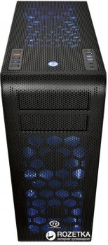 Корпус Thermaltake Core V71 Tempered Glass Edition Black (CA-1B6-00F1WN-04)
