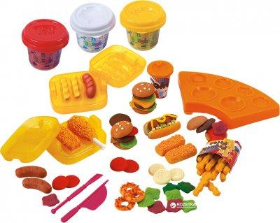 Набор для лепки PlayGo Бургерная (8584) (4892401085849)
