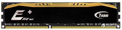 Оперативна пам'ять Team Elite Plus DDR3-1866 4096MB PC3-14900 Black (TPD34G1866HC1301)