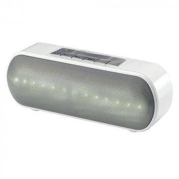 Портативная колонка Bluetooth WS-2513BT White Wster T-SH28959