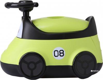 Горшок Babyhood BH-116 Green (BH-116G)