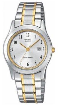Женские наручные часы Casio LTP-1264G-7BEF