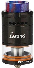 Дрип-атомайзер iJoy RDTA 5 25 мм 4 мл Black (1070198)